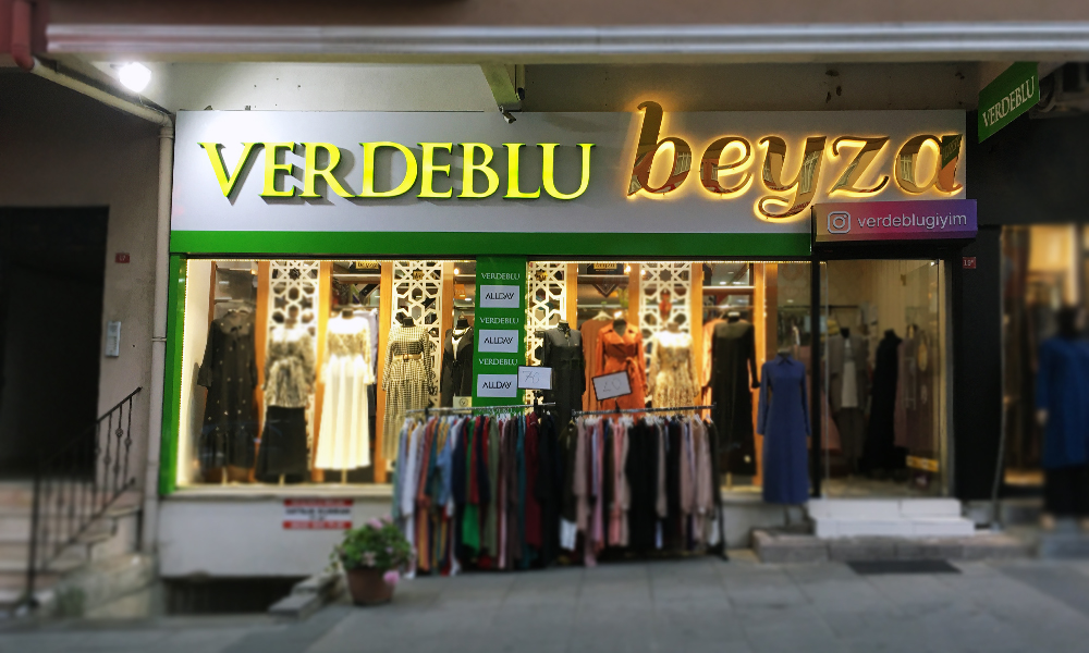 Verdeblu Beyza Giyim